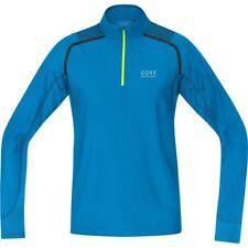 GORE® X-Running Zip Langarm Shirt