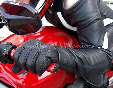neuf gants cuir Gants de moto gant été sans doublure S M L XL XXL