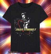 New David Bowie Ziggy Stardust 1972 Vintage Classic Mens T-Shirt
