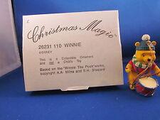 Christmas Magic Disney Winnie Ornament