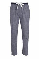 Tom Tailor lange Pyjamahose Webhose kariert Schlafanzug Hose Pyjama Gr. M-XXL