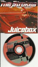 THE STROKES Juicebox RARE 1TRK PROMO DJ CD single & MP3