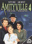 Amityville 4 - The Evil Escapes rare Horror dvd PATTY DUKE 1989