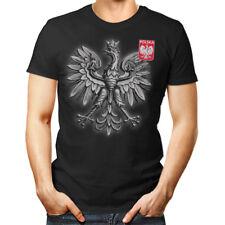 POLSKA POLAND - WORLD CUP RUSSIA 2018 unisex T Shirt - Koszulka Patriotyczna