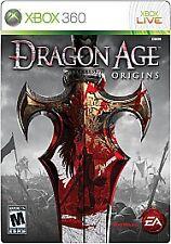 Xbox 360 Dragon Age: Origins Collectors Edition VideoGames