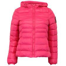 Ladies Jacket Brave Soul Womens Coat Hoodie Padded Puffer EVERETTE Zip Winter