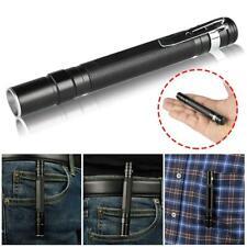 Mini 20000LM Portable Flashlight Single Mode LED Pen Light Torch For Camping DV