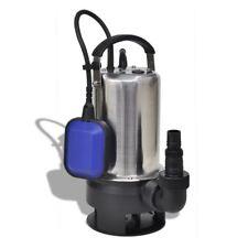 vidaXL Bomba Sumergible de Agua Sucia Bomba Jardín Diferentes Modelos/Capacidade