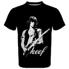 Keef Richards Keith Richards Stones Rock T-Shirt Sport Coolmax Max TEES KF2