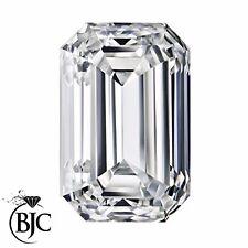 Loose naturale estratto SMERALDO eccellente taglio a Brillante Diamante Diamanti Bianchi