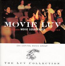Movie Luv-1996- Movie Soundtracks-12 Tracks-CD