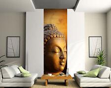 Stickers lé unique décoration murale Bouddha réf 2105