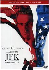 dvd film JFK. un caso ancora aperto (1991)