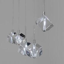 Modern Crystal Lamp Kitchen Ceiling Lights Bar Home Bedroom Chandelier Lighting