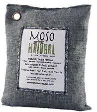 Moso Natural Air Purifying Bag 500-Grams Natural Odor Eliminator Fragrance Free
