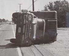 1960s Accident Chevy Truck Black Horse Pike Pleasantville Egg Harbor Township NJ