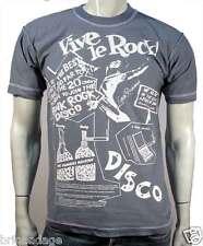 Punk seditionaries REpro Distressed Vive Le Rock tee small - 4XL