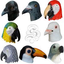 Latex Protection Complète Animaux Oiseaux Colombe Dodo Perroquet Vol De Pigeon