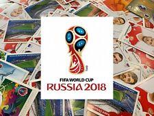 Panini Sticker WM 2018 Russia Einzelsticker 00 - 249