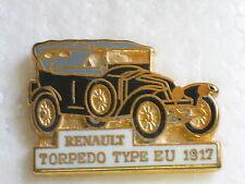 1917  Renaul Pin , Renault Torpedo Type EU Automobile Lapel Pin