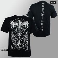 Authentic MARDUK Band Serpent Sermon Skeletons Logo T-SHIRT S-3XL NEW