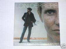 CD PROMO / SANDRINE KIBERLAIN / LOIN DERRIERE / RARE+++