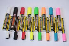 Craie schreiber zig Illumigraph 5mm ou 15mm craie marqueur 8 couleurs au choix