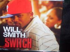 WILL SMITH SWITCH -RARE AUSTRALIAN CD SINGLE NM