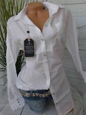 Arqueonautas Bluse Shirt Weiß Gr. S und XXL (077) NEU
