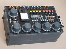 100mkOhm-1000KOhm 0.1% Bridge impedance meter resistance standard box P4833an.GR