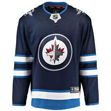 NHL Winnipeg Jets Fanatics Branded Équipe Domicile Breakaway Maillot Hommes