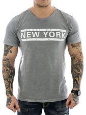 Sublevel Herren T-Shirt 22266 light grey Neu