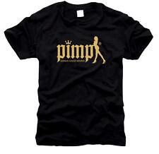PIMP P.I.M.P. (KF) - Herren-T-Shirt, Gr. S bis XXXL