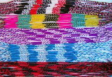 THAI COTONE Amicizia Braccialetto BAND - 5 colori a scelta tra!! NUOVO!!