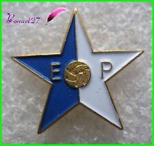 Pin's Sport Volley Ball Une étoile ballon E P  #G2