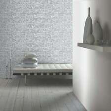 Ladrillo rústico wallpaper efecto realista patrón en relieve imitación piedra 889606