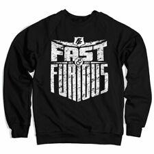 Licenza Ufficiale Fast & Furious-stimati 2007 Felpa Taglie S-XXL