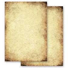 Motiv-Briefpapier ALTES PAPIER