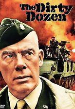 The Dirty Dozen MOVIE DVD Lee Marvin Earnest Borgnine Charles Bronson BRAND NEW