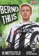AK 2741 Bernd Thijs Borussia M´gladbach