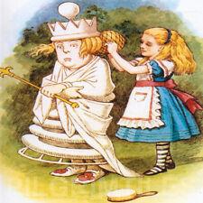 Alice In Wonderland Tiles / Plaque / Fireplace / Kitchen / Bathroom ref 5