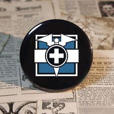 Doc Badge Operator Logo Pinbacks Game Button Tinplate 58mm / 2.2 inch For R Six
