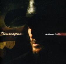 TIM MCGRAW - EMOTIONAL TRAFFIC USED - VERY GOOD CD