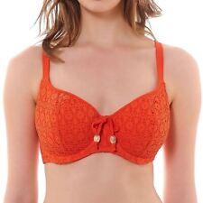 Freya Swimwear Spirit Sweetheart Padded Bikini Top Flame 3902