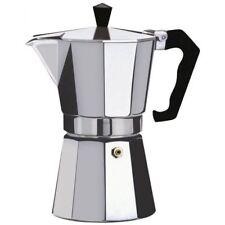 3 CUP CONTINENTAL ESPRESSO COFFEE MAKER ALUMINIUM STOVE TOP PERCOLATOR MOKA POT