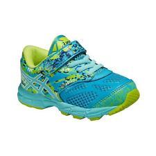 Niños pequeños Niños Asics Gel-Noosa Tri 10 Isla Azul Zapatos Entrenadores C524N6167