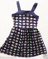 BNWT NEXT girls navy sunglasses print summer Party jersey sun Holiday dress
