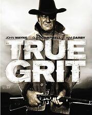 TRUE GRIT Movie Poster RARE  Western