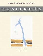 Organic Chemistry (6th Edition) Bruice, Paula Yurkanis Hardcover Used - Good