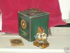 Bailey Bear With Suitcase Boyds Bear Friends Christmas